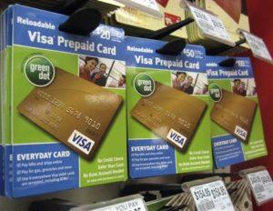 czym są karty kredytowe prepaid